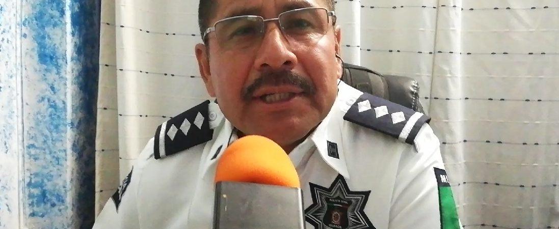 Registra Tuxtepec 16 accidentes viales, un muerto y 7 lesionados en operativo de Semana Santa