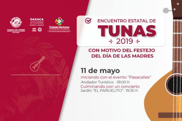 Tunas deleitarán a mamás con recorrido por el Centro Histórico de la ciudad de Oaxaca