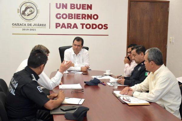 Invertirá Gobierno Municipal de Oaxaca más de 40 mdp en seguridad: Oswaldo García