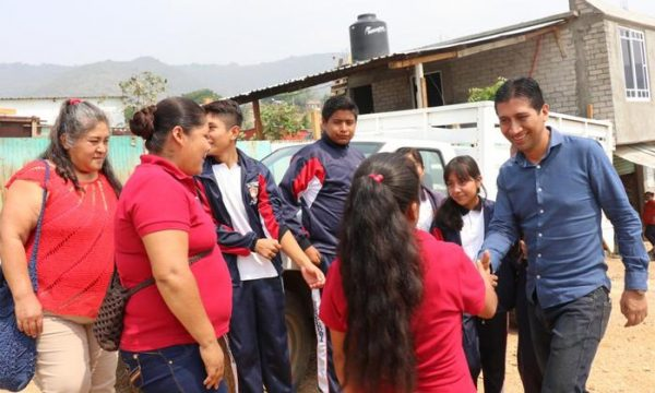 Trabajamos con responsabilidad y compromiso por el desarrollo de Xoxocotlán: ALJ