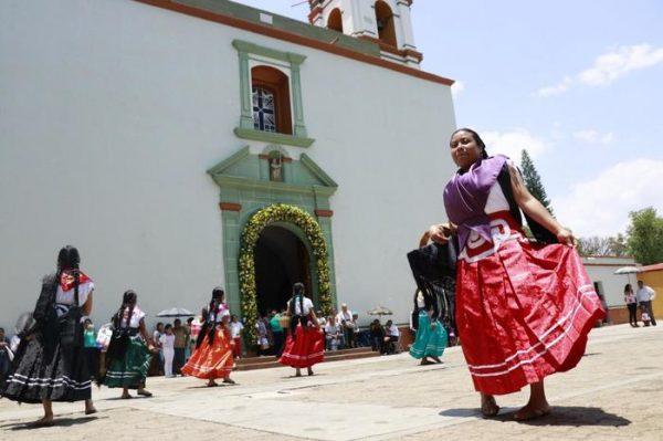 Celebrarán la Festividad de la Ascensión en Xoxocotlán