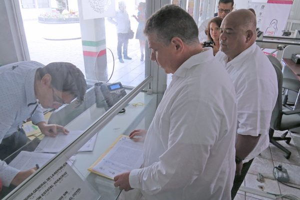 Gobierno de Veracruz denuncia a Jorge Winckler ante la FGR