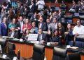 Diputados aprueban en comisiones leyes de la Guardia Nacional