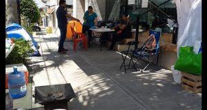 Cumple 20 días paro de CONAFE en Oaxaca