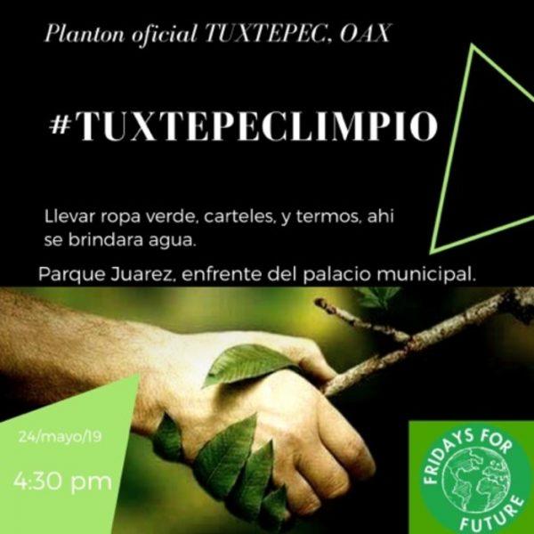 Llaman a plantón en Tuxtepec, ante crisis ambiental