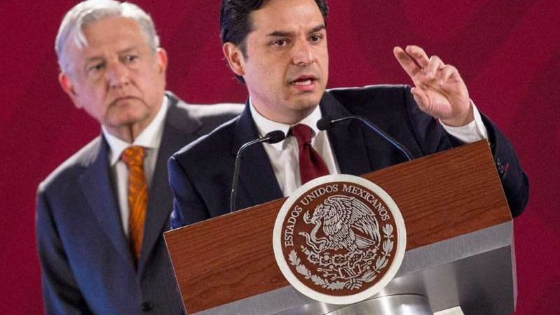 Zoé Robledo, el elegido por López Obrador para el IMSS