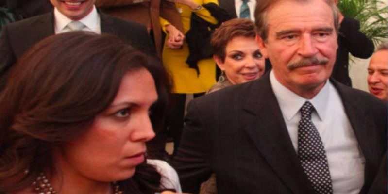 Hija de Vicente Fox es vinculada con la secta Nxivm que marcaba mujeres