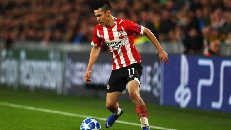 Lozano sería la venta más cara en la historia del PSV