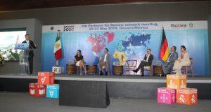 Oaxaca, referente mundial en la implementación de la Agenda 2030: AMH