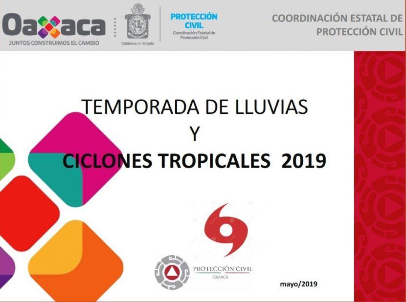 Por temporada de huracanes, PC se enfocará en 6 asentamientos de Tuxtepec