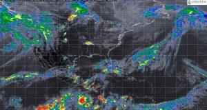 Se monitorea posible formación de ciclón tropical en costas de Oaxaca y Guerrero: CEPCO