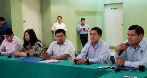 Todo listo para el Primer Encuentro Nacional Anticorrupción en Oaxaca: Fredie Delfín