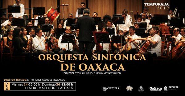 Informa Seculta la agenda cultural de fin de semana en Oaxaca
