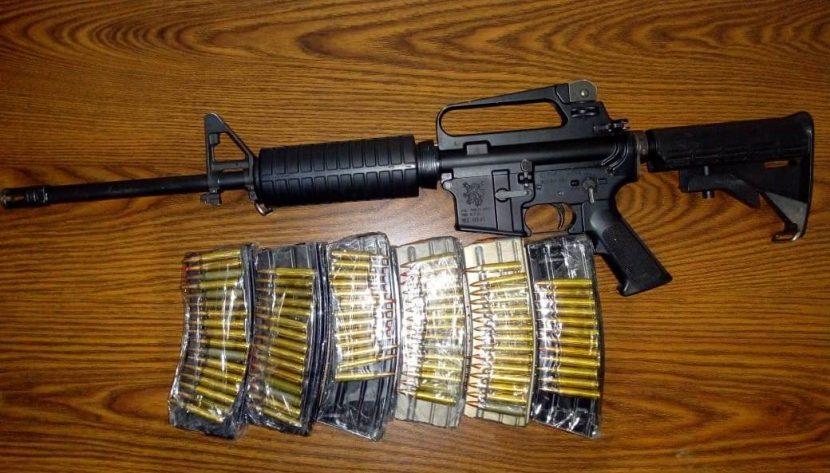 Detiene Policía Estatal a tres personas armadas en la Mixteca