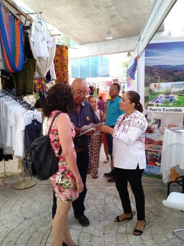 """Promueve Sectur Oaxaca oferta turística en  """"Vive Oaxaca en Querétaro 2019"""""""