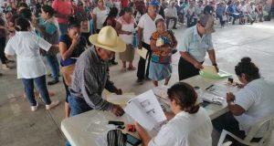 Programa de Pensión para el Bienestar de las Personas con Discapacidad en Chiltepec