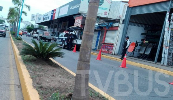 Macro operativo en Tuxtepec