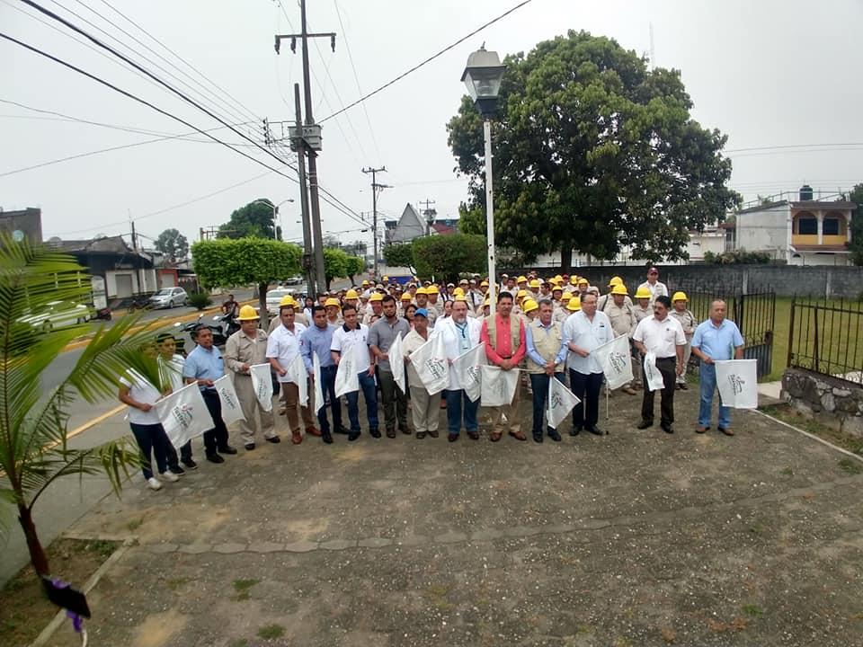arranca campaña jurisdiccion dengue zika tuxtepec (2)