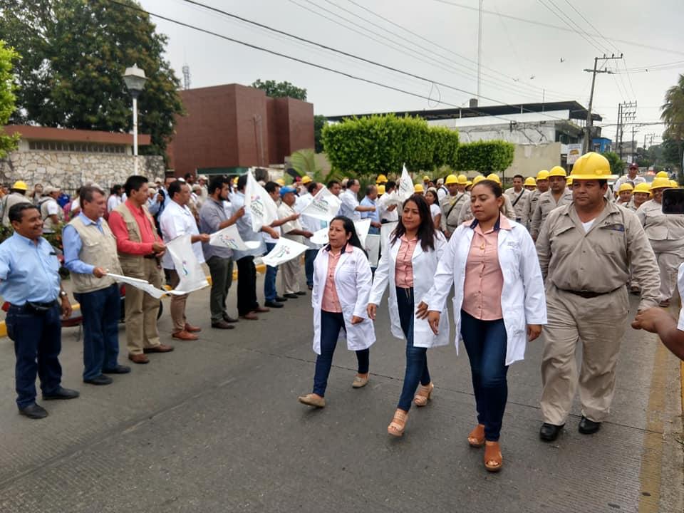 arranca campaña jurisdiccion dengue zika tuxtepec (3)