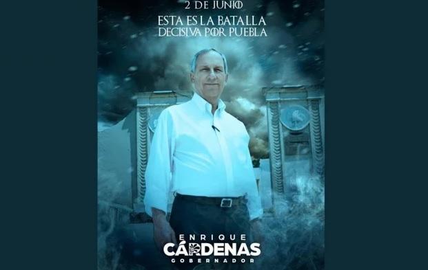 Game of Thrones, en la política mexicana