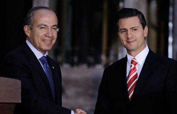 Calderón y EPN condonaron más de 400 mil mdp en impuestos