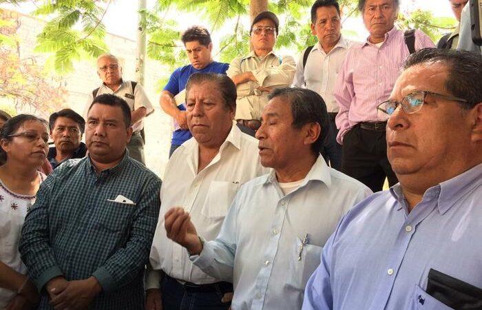 Autoridades de Ayutla desmienten a Murat, tras supuesto acuerdo de paz con Tamazulapam