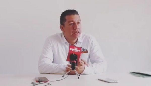 Director de Radio Cuenca denuncia amenazas en su contra, responsabiliza al Gobierno Municipal de Tuxtepec y al regidor de Comercio