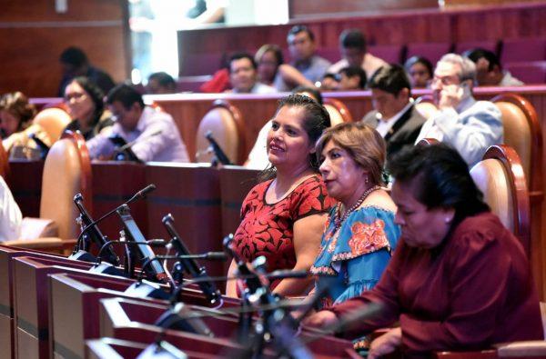 Reforma Educativa, un compromiso con los oaxaqueños: Laura Estrada