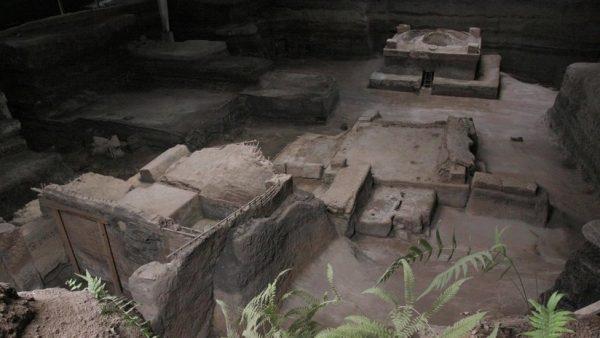 Descubren nuevos vestigios mayas en Pompeya de América