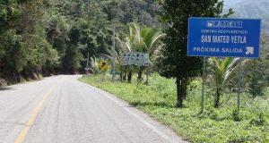 Baja la Cuenca hasta el 4to. lugar entre los destinos turísticos preferidos de Oaxaca: Ruta de la Chinantla