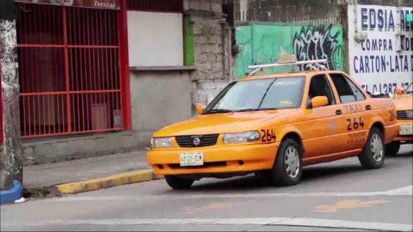 Tras varios asaltos, taxistas exigen seguridad