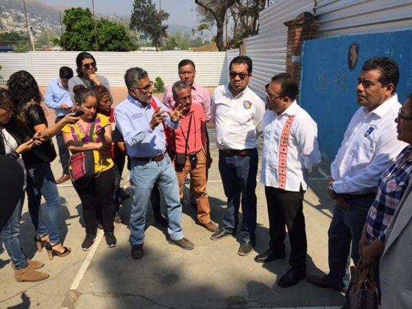 A dos años, nulo avance en reconstrucción de inmuebles educativos en la capital