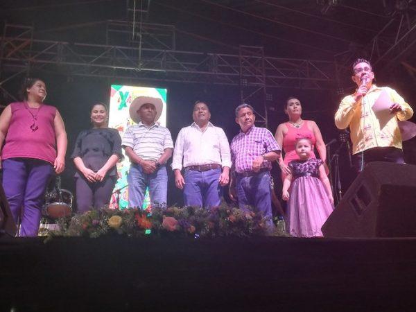 Presentan cartelera oficial de la Expo Feria Tuxtepec 2019