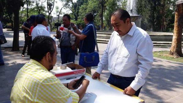 Pretende PRD alcanzar 30 mil militantes en Oaxaca