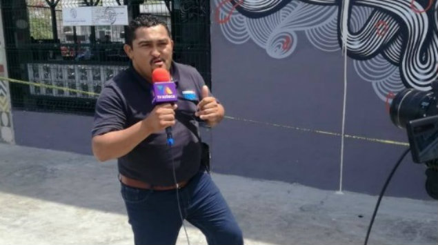 Asesinan a reportero Francisco Romero en Playa del Carmen