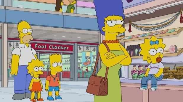 Los Simpson registran la peor audiencia de su historia