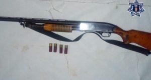 Asegura Policía Estatal persona armada en Matías Romero