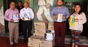 Ayuntamiento de Oaxaca enriquece acervo de bibliotecas públicas municipales
