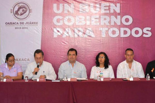 En obras para la capital se invertirán 127  mdp de recurso federal: Oswaldo García