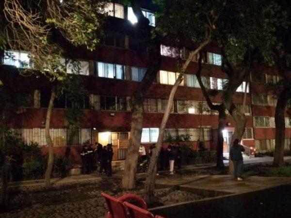 Hallan a familia muerta en Tlatelolco; indagan suicidio