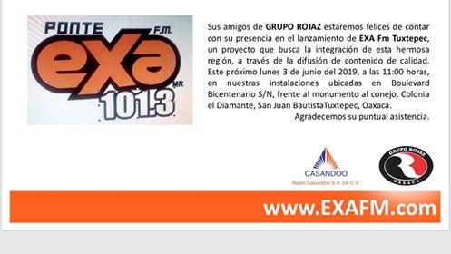 Inicia operaciones nueva estación de radio en Tuxtepec, se acaba monopolio