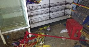Detenido por robo y saqueo en depósito de Arroyo Choapan pagará más de 400 mil pesos por daños: Propietario