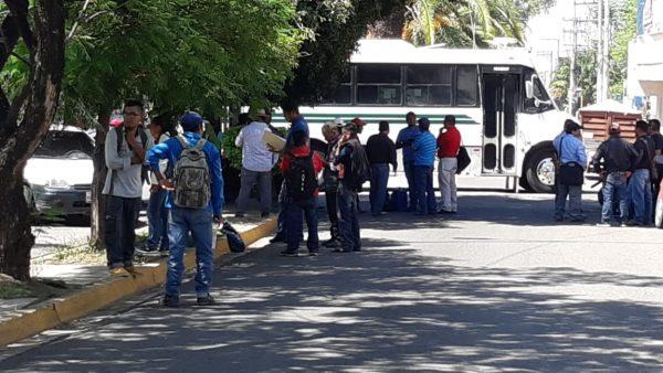 Sector indígena de la S22 exige apoyos al INPI para daños por sismos del 2017