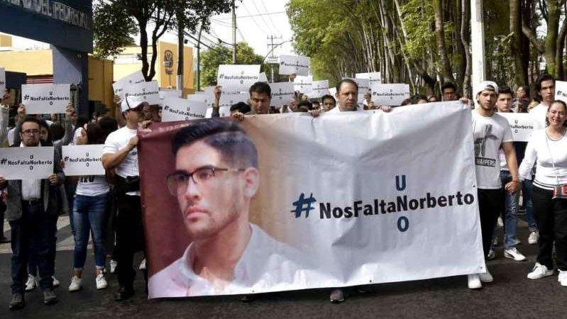 Localizan el cuerpo sin vida de Norberto Ronquillo en Xochimilco