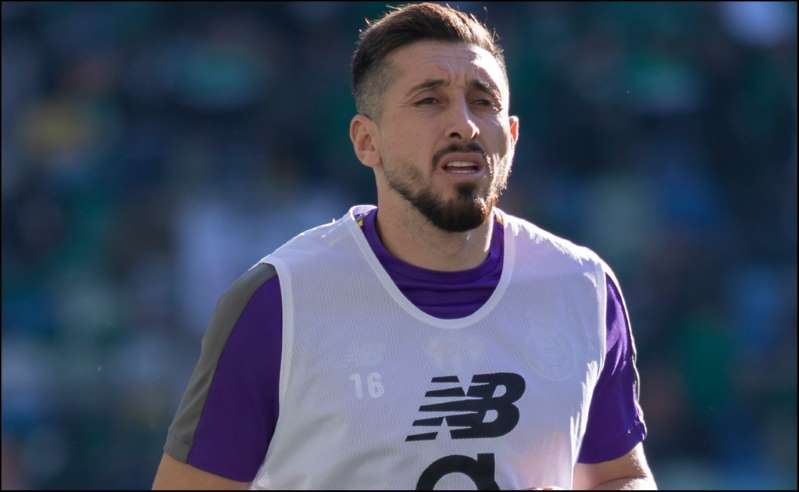 Héctor Herrera será presentado en julio con el 'Atleti'