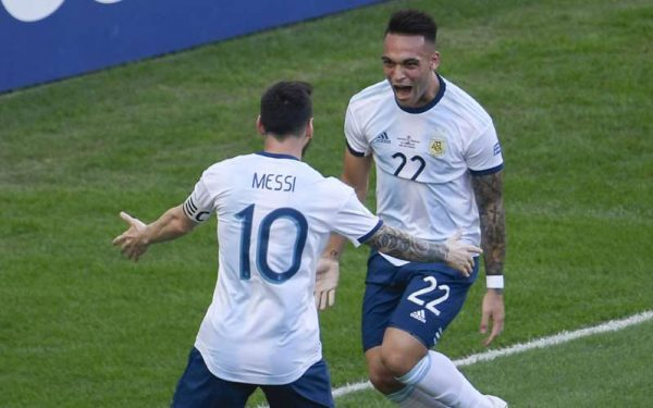 ¡Habrá Clásico en Semis! Argentina enfrentará a Brasil