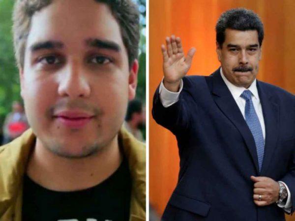 Estados Unidos congela bienes del hijo de Nicolás Maduro