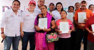 Avanza Caravana DIF en el Istmo de Tehuantepec