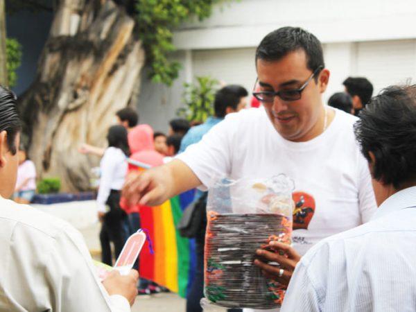 Implementa Coesida, acciones de prevención en comunidad LGBTTTIQ