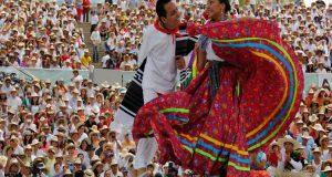 Alistan ejecución monumental del Jarabe Mixteco en Huajuapan